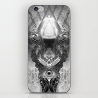 Eyedolatry iPhone & iPod Skin