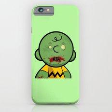 Zombie Charlie Brown iPhone 6s Slim Case