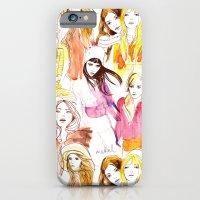 Warm Summer Nights iPhone 6 Slim Case