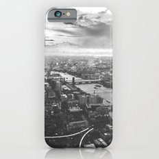 London Skyline BW iPhone 6 Slim Case