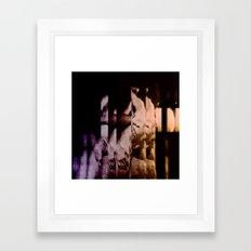 slitlovers Framed Art Print