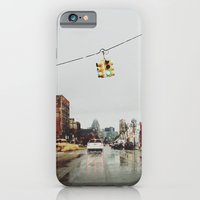 iPhone & iPod Case featuring Gratiot Ave - Detroit, MI by Michelle & Chris Gerard