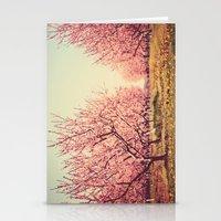 Springtime Dream Stationery Cards