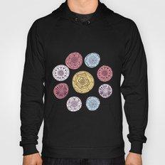 Floral Pattern #46 Hoody