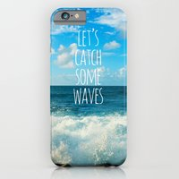 Wave Catcher iPhone 6 Slim Case