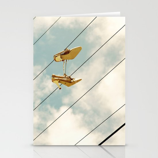 Shoes Stationery Card