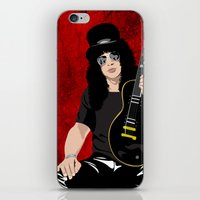 SLASH Quote iPhone & iPod Skin