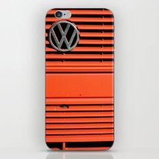 Red Volkswagen iPhone & iPod Skin