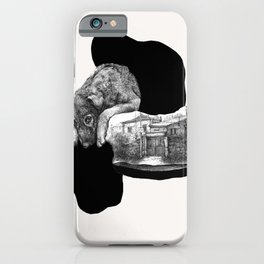 iPhone & iPod Case - dog job - franciscomffonseca