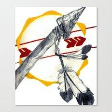 Spear 1 Canvas Print