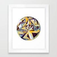 Stelar Framed Art Print
