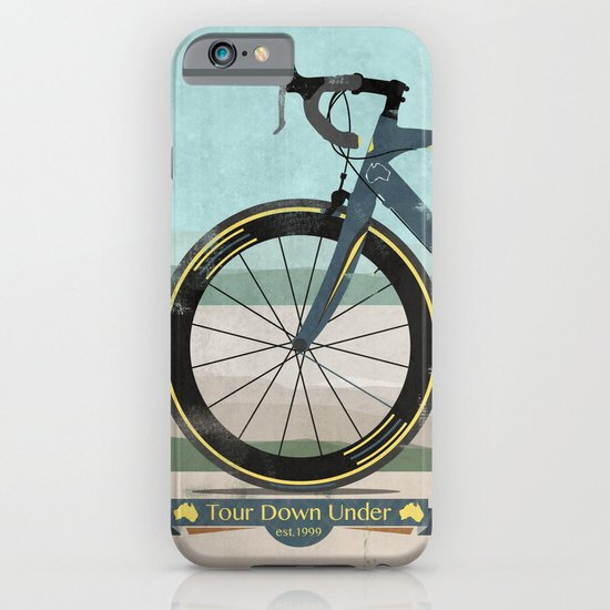 Tour Down Under Bike Race iPhone & iPod Case