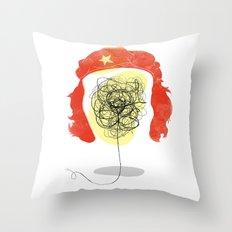 Doodle Revolution! Throw Pillow