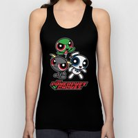 The Powerpuft Ghouls Unisex Tank Top