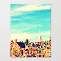 Chelsea, NY Canvas Print