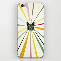 Cat's Eyes iPhone & iPod Skin