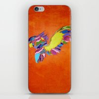 Cacatuidae iPhone & iPod Skin