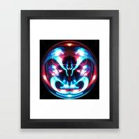 Sphere I (Staring) Framed Art Print