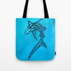 Sharked Tote Bag
