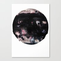 All The World Canvas Print