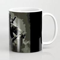 Call Of Duty Camo Mug