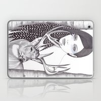 Silver Forest Laptop & iPad Skin