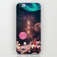 Planets - For Iphone iPhone & iPod Skin