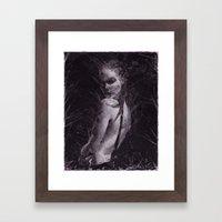 Madness & Me Framed Art Print