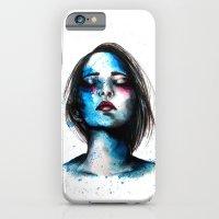 Sail // Fashion Illustra… iPhone 6 Slim Case