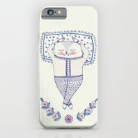 sleepy cat iPhone 6 Slim Case