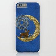 Moon Travel (Colour Opti… iPhone 6 Slim Case