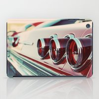 Taillights iPad Case