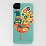 Century Hen iPhone (4, 4s) Slim Case