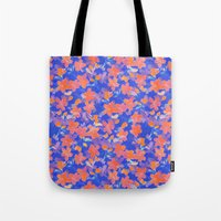 Japanese Garden: Blossoms LT Tote Bag