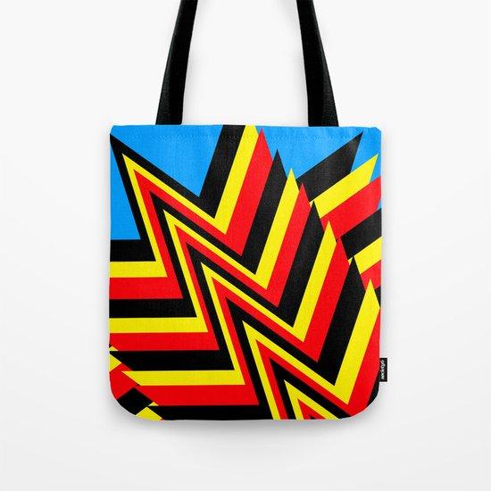 Swishy-Swashy Tote Bag