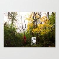 cornear Canvas Print
