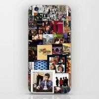 Classic Rock And Roll Al… iPhone & iPod Skin