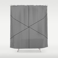 5050 No.11 Shower Curtain
