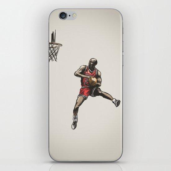 MJ50 iPhone & iPod Skin