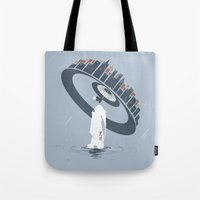 Raining 2 Tote Bag
