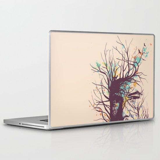 Natural Existence Laptop & iPad Skin