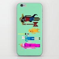 Adventure Time Gang iPhone & iPod Skin