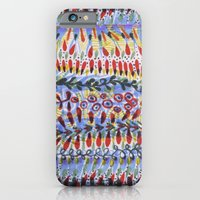 iPhone & iPod Case featuring motif by nefos