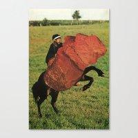 meatrider Canvas Print