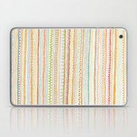 Pencil Doodles Laptop & iPad Skin