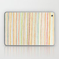 Pencil Doodles Laptop & iPad Skin