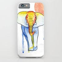 iPhone & iPod Case featuring Elephant by Eric Weiand
