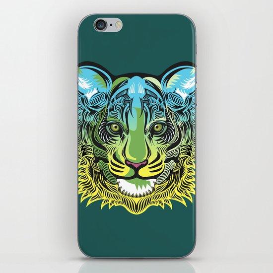 Nocturnal Predator iPhone & iPod Skin