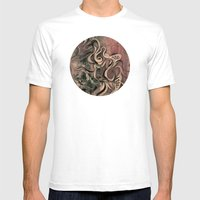 Tempest III (sandstorm) Mens Fitted Tee White SMALL