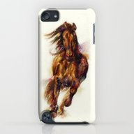 Horse iPod touch Slim Case